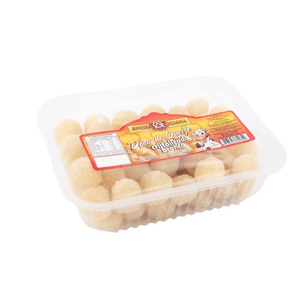 Doce de queijo cristalizado (branco) 280g