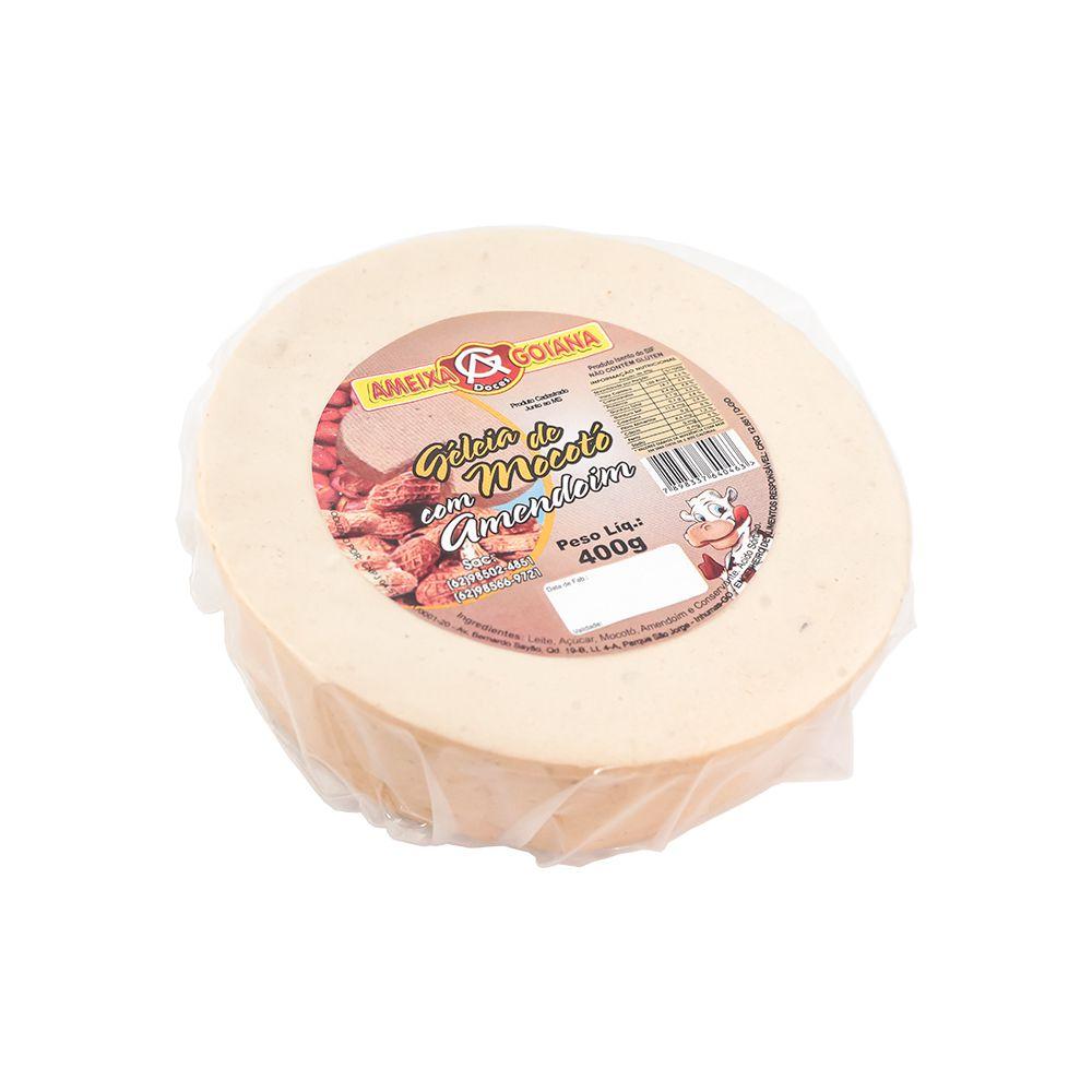 Geleia de mocotó com amendoim 400g