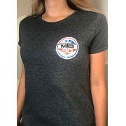 Camiseta Casual MTB90 Fem.(Hering)