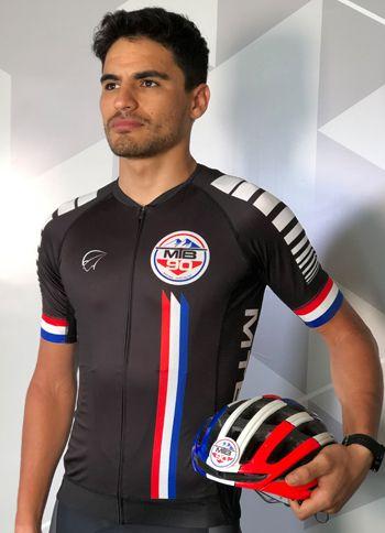 Camisa de ciclismo PRO (SPEC 01) 2020