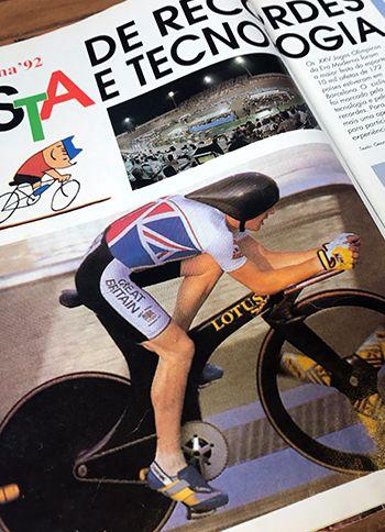 Revista Bici Sport Edição Especial Indoor