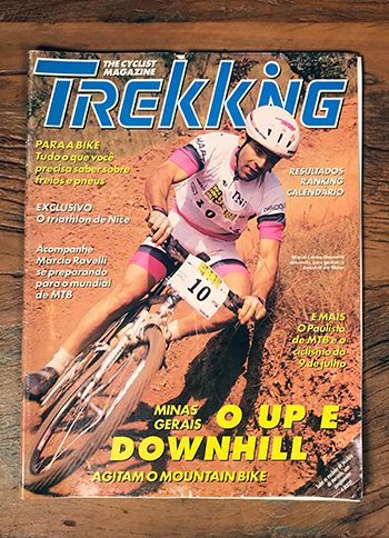 Revista Trekking - 1993 DH MTB