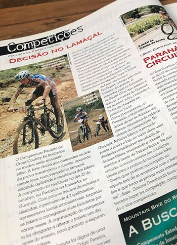 Revista Trekking 1995