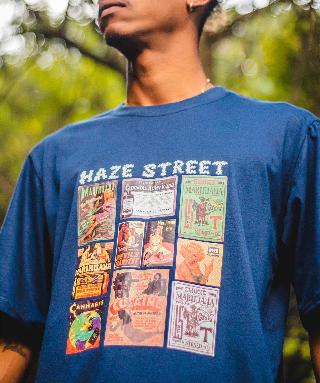 Camisa Haze Street Drugs