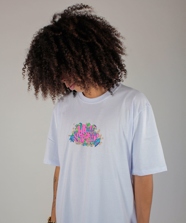 Camisa Haze Street Grafite Oceano