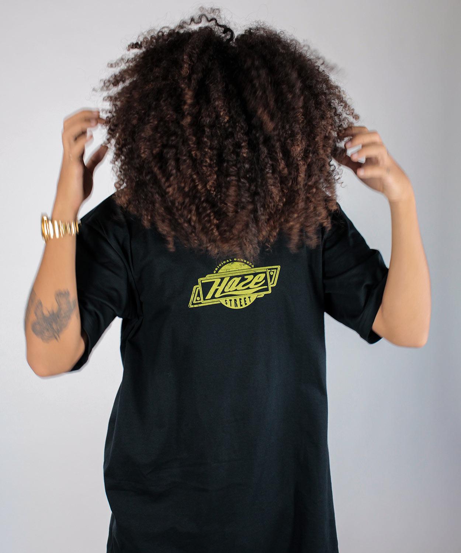 Camisa Haze Street Logo OG