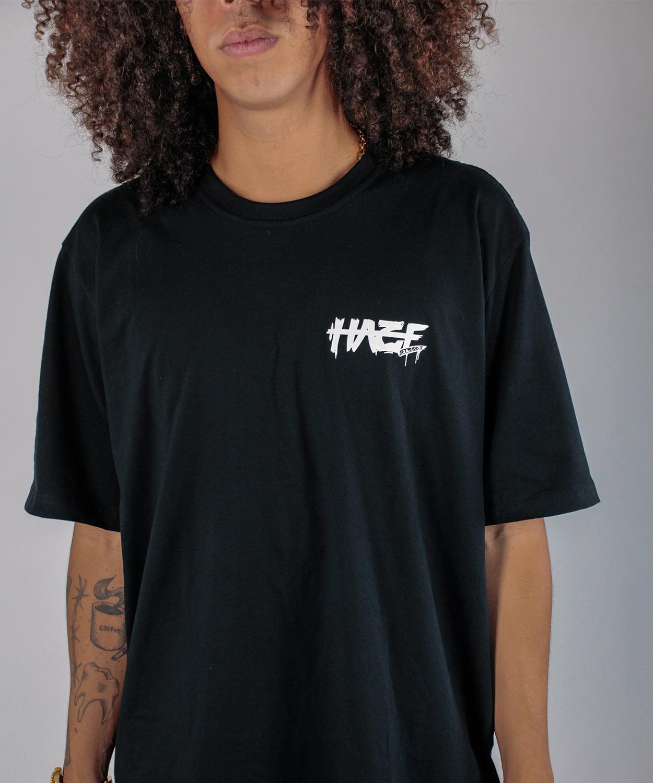 Camisa Haze Street Logo Pincel
