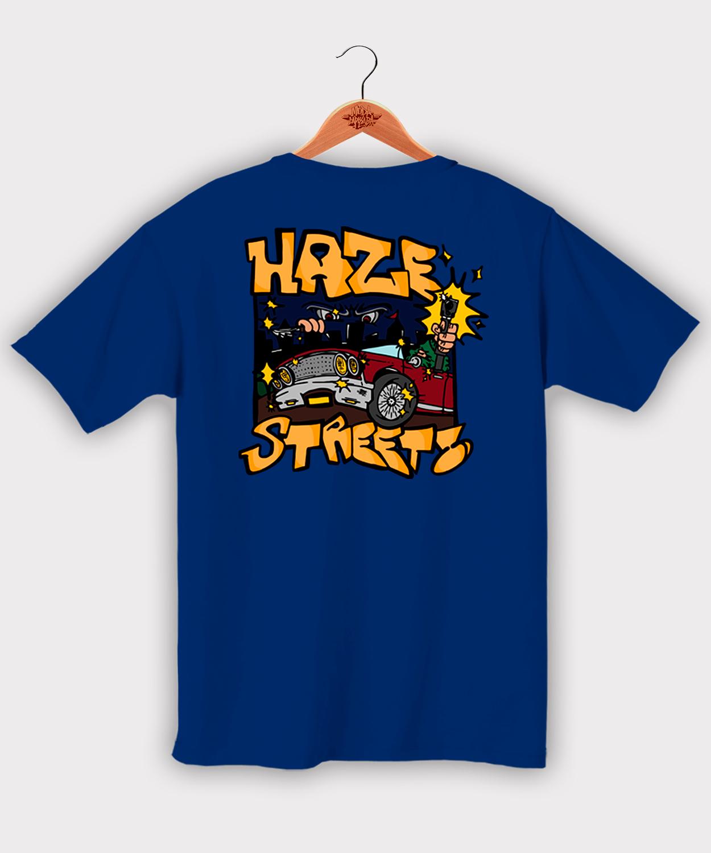 Camisa Haze Street Night
