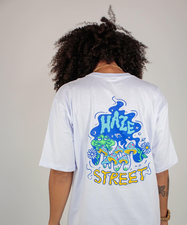 Camisa Haze Street Sapo