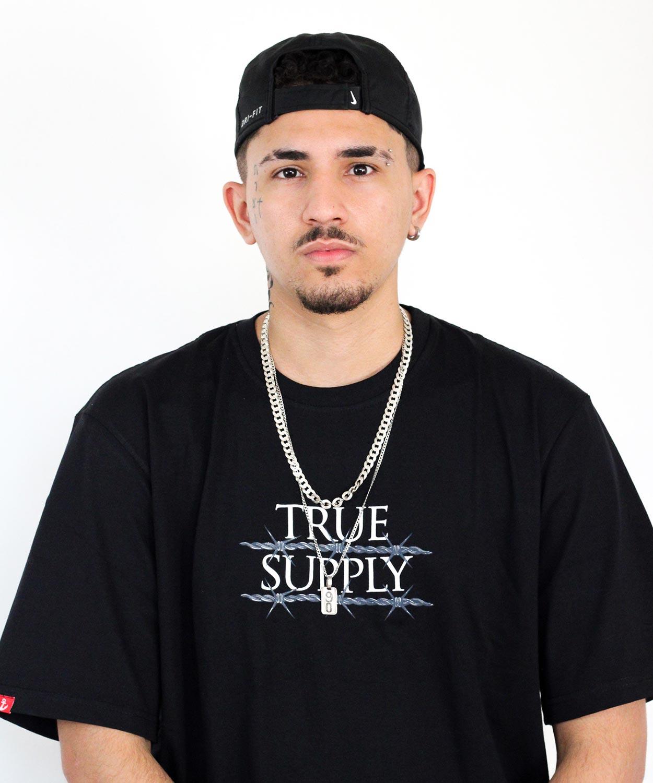 Camisa True Supply Arame