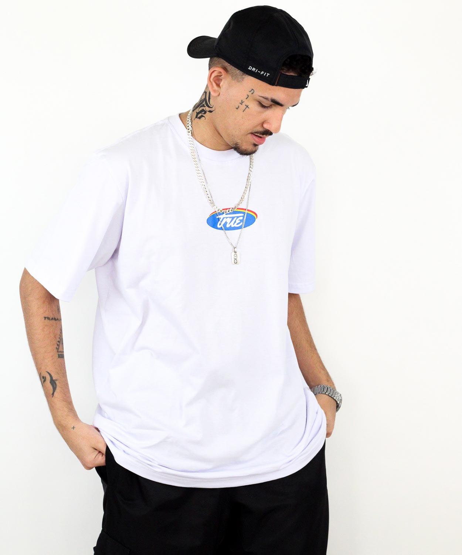Camisa True Supply Tri Color