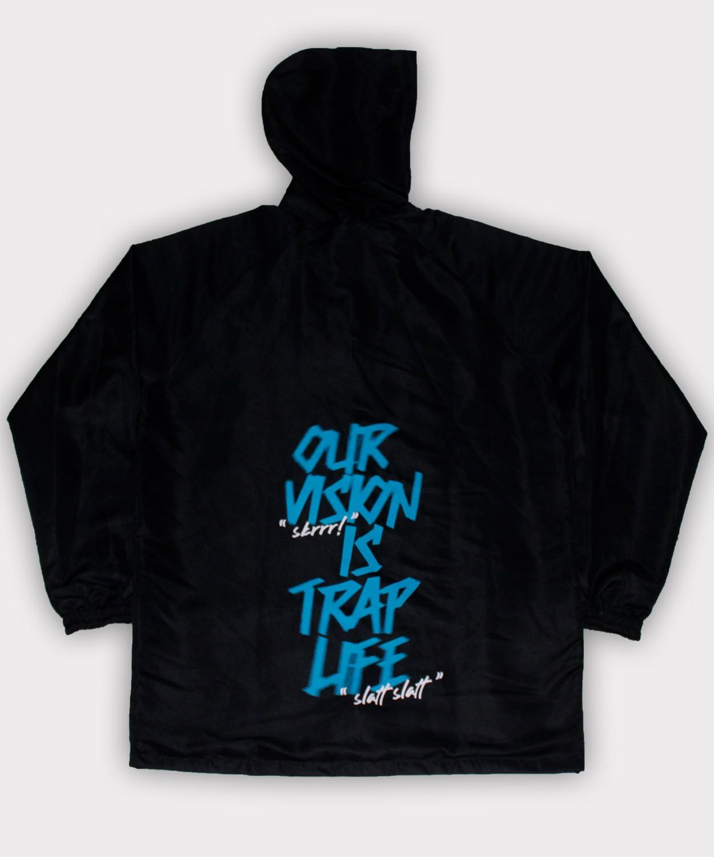 Corta Vento Moda Capixaba Trap Life