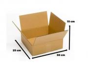 Caixa Papelão Correio P 30 X 25 X 15 - 10 Caixas