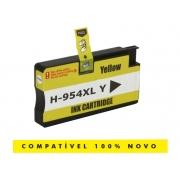 Cartucho Compatível 954xl 954 Yellow 7720 7740 8710 8720