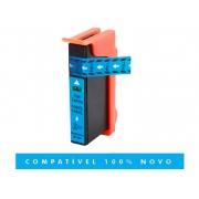 Cartucho Compatível Lexmark 100XL 100 Ciano Pro 805 Pro 905