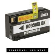 Cartucho Hp 950xl 950 Preto Compatível