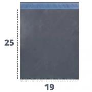 Envelope Plástico Lacre 19x25 Cm Ecológico 100 Unidades