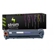 Toner Compatível HP Cb543a 543 Magenta Cp1215 Cp1515 Cp1518
