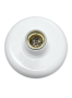 Plafon 100W 250V com Receptáculo de Porcelana Importado