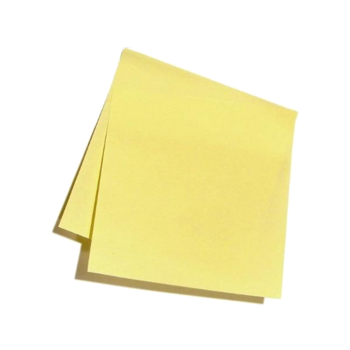 Bloco Post-it 657 76x76 Amarelo 3m