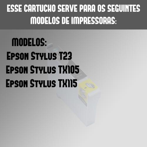 Cartucho Compatível com Epson 117 T1171 Tx105