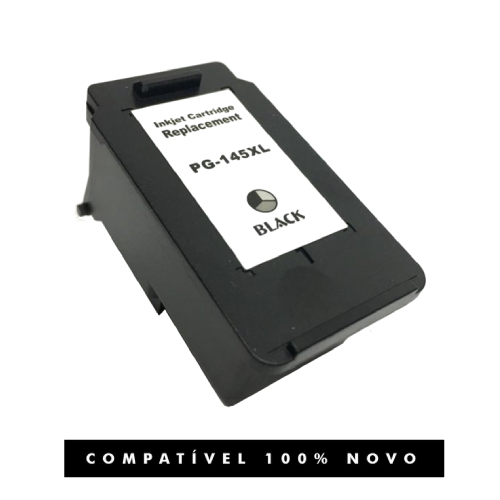 Cartucho Canon 145 Compatível Black