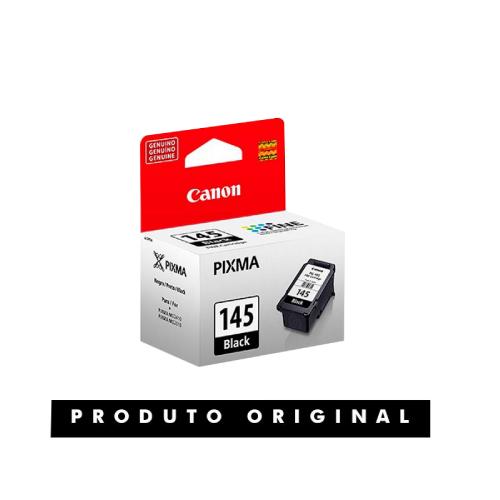 Cartucho Canon PG 145 Original Preto