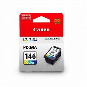 Cartucho Canon PG 146 Original - Colorido 9ml