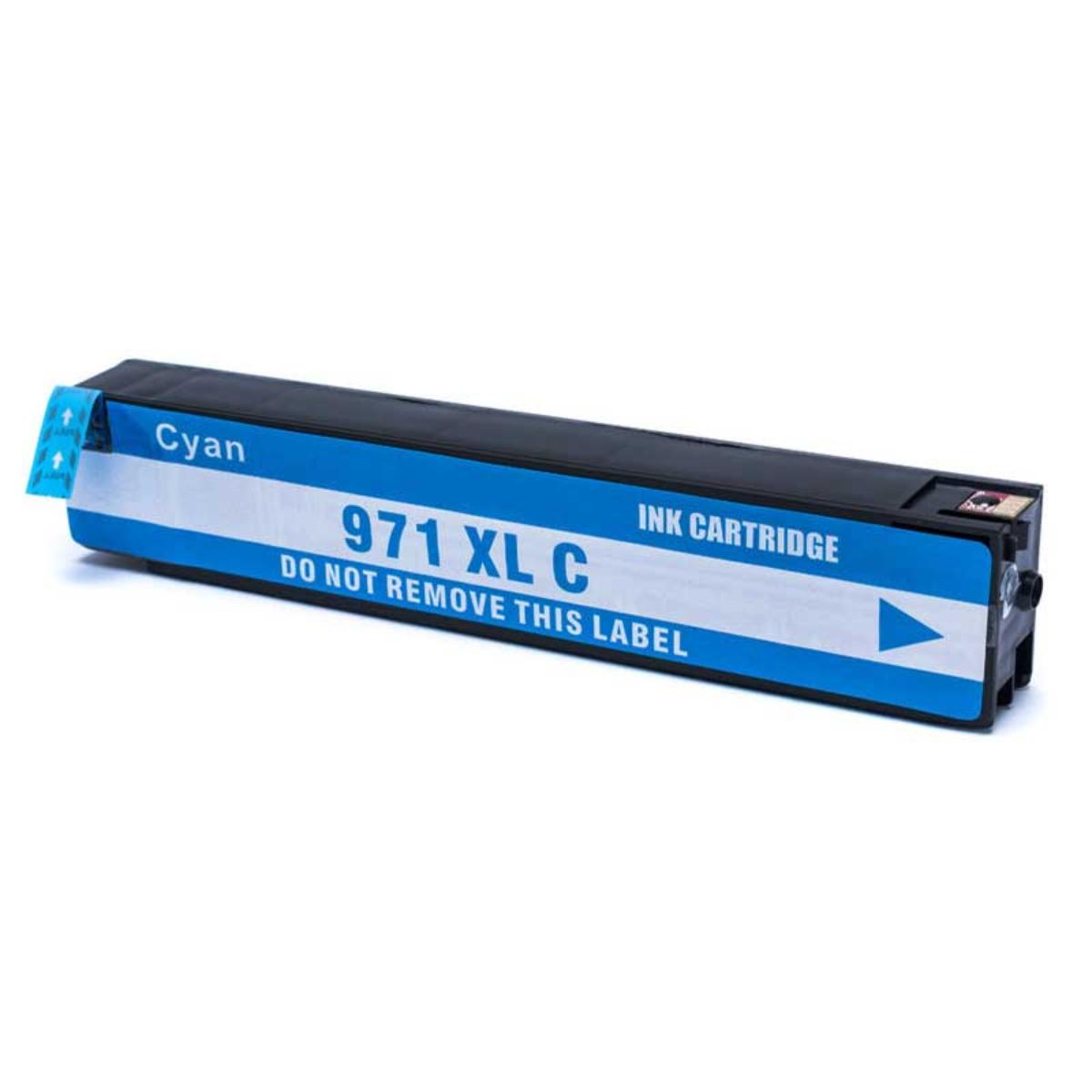 Cartucho Compatível 971xl 971 Ciano