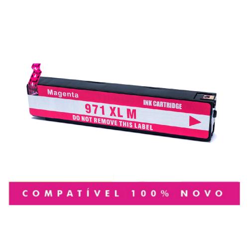 Cartucho Compatível 971xl 971 Magenta