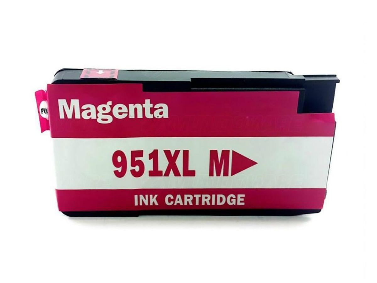 Cartucho Compatível Hp 951xl Magenta 8100 |8600 | 8620