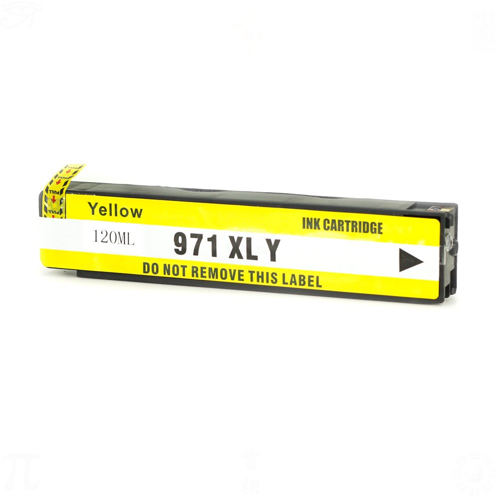 Cartucho De Tinta 971xl 971 Yellow
