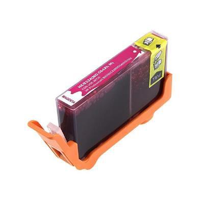 Cartucho Compatível HP 564XL 564 CB324WN Magenta