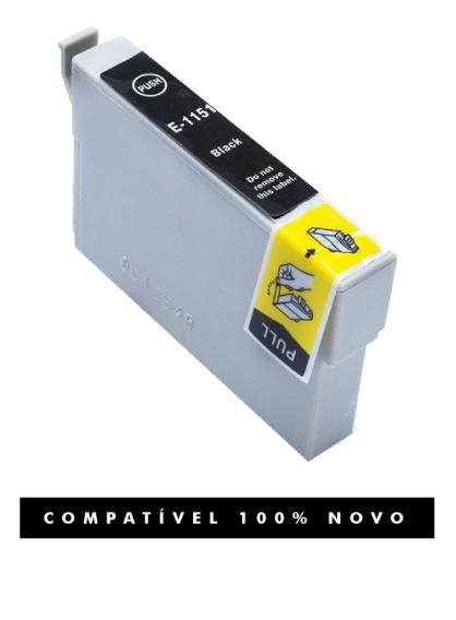Cartucho de tinta compatível T115126 T115