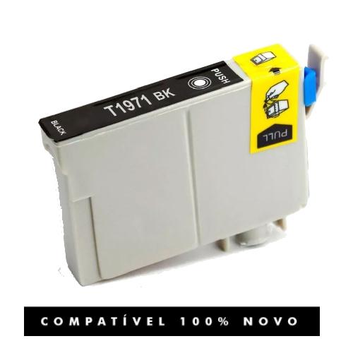 Cartucho Epson 197 1971 971 Compatível para Xp204 214 Xp214