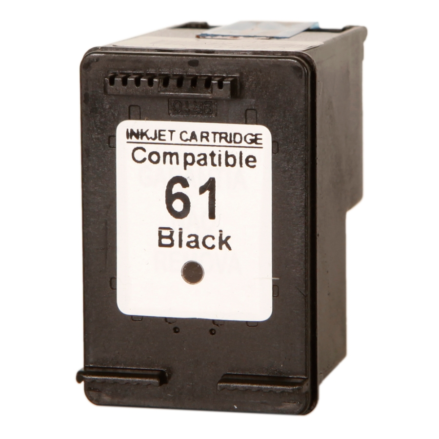 Cartucho Hp 61XL 61 Preto Compatível