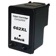 Cartucho 662XL Preto Compatível Para HP C4795 C4680 D410