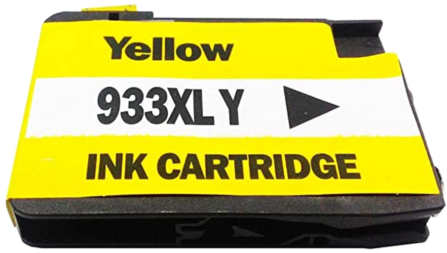 Cartucho Hp 933xl 933 Yellow Compatível