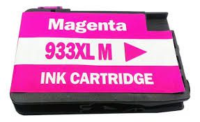 Cartucho Hp 933xl Magenta Compatível