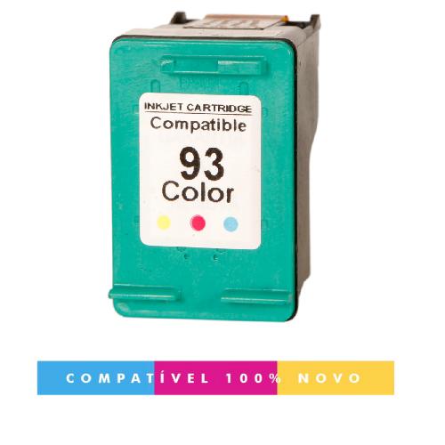 Cartucho HP 93XL 93 Colorido Compatível