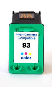 Cartucho HP 93XL Colorido Compatível