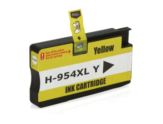 Cartucho Yellow Compativel 954xl 954 7720 7740 8710 8720 8740