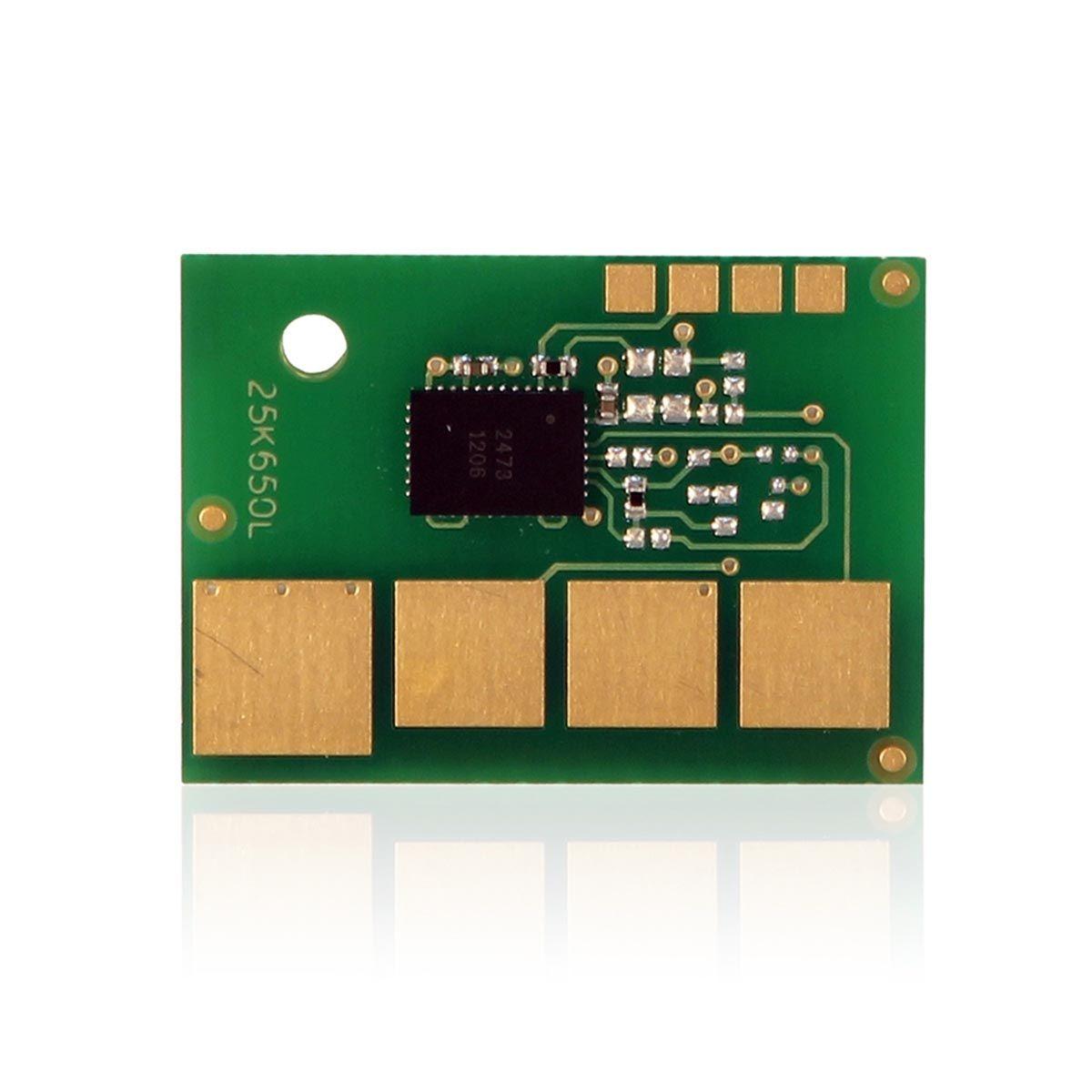Chip T650 T652 T654 T656 T650N T652DN T654DN T656DNE | T650H21L | 36.000 impressões
