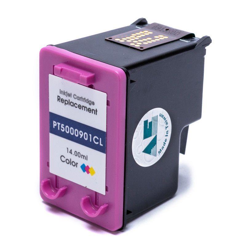Kit 2 Cartucho Hp 901 Preto + Colorido Para J4540 J4550 J4580 J4660