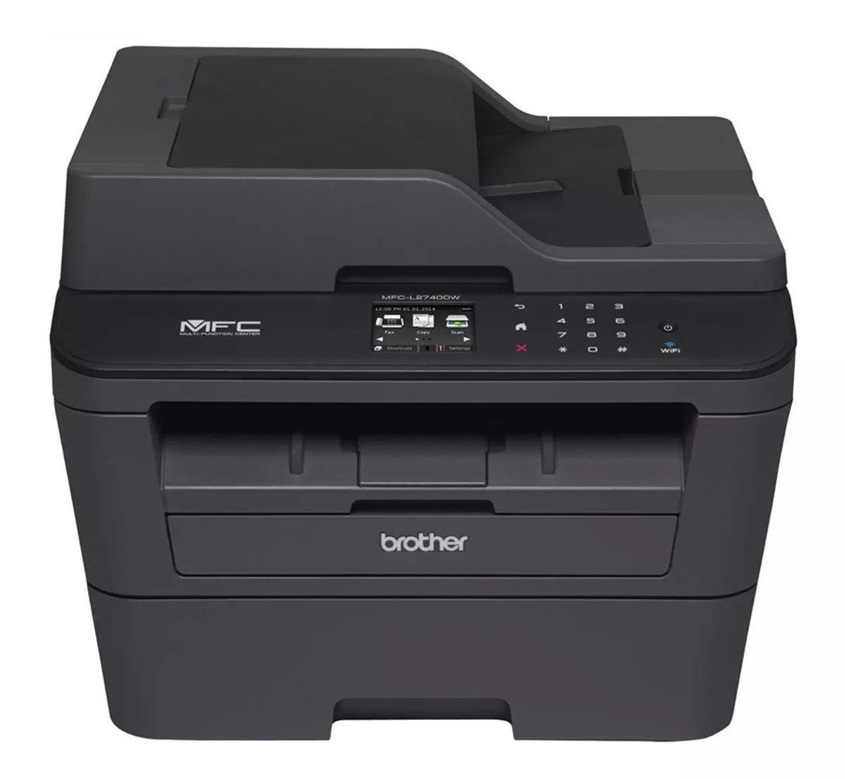 Impressora Multifuncional Brother Mfc-l2740dw L2740dw L2740