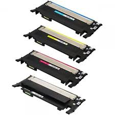 Kit Colorido Toner Clt406s Para Clx-3305 Clx-3305w Clx-3306