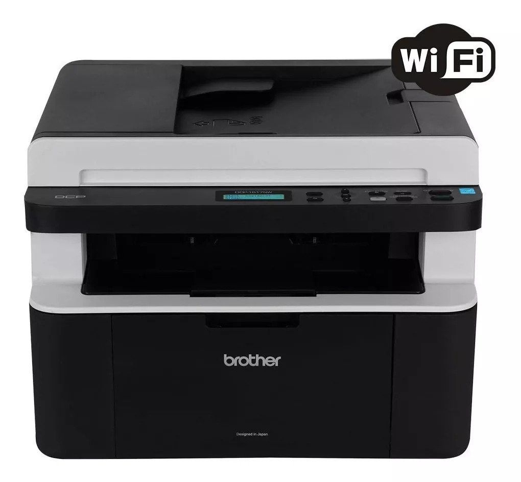 Multifuncional Brother Dcp-1617nw 1617w 1617nw 1617 Dcp-1617