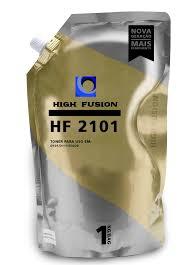 Pó De Toner High Fusion Hf 2101 Hf1101 Samsung Preto 1Kg