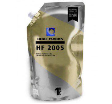 Pó High Fusion 1Kg para Toner HP