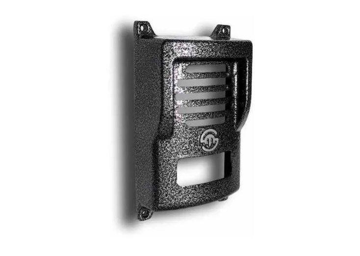 Protetor De Porteiro Eletrônico Interfone Hdl F8 Alumínio